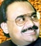 MQM Chief Altaf Hussain