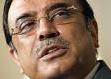 Former President Pakistan Asif Zardari