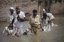 Pakistan Asia Floods