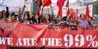 Occupy Islamabad Lahore