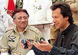 Imran Musharraf