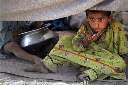poverty in Sindh