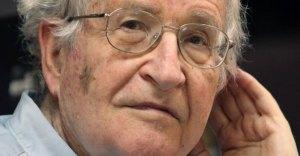 American philosopher, scholar, linguist & a leading public intellectual, Professor Noam Chomsky. — Photo by AFP/File