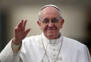 Pope Francis (Photo by Christopher Furlong/Getty Images)