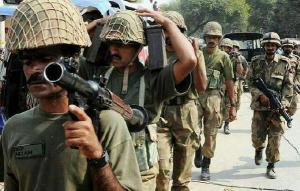 Pak Army deployment in North Waziristan started.