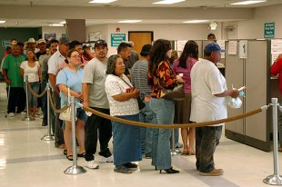 Photo Credit: Wikimedia Unemployment - Commons/Michael Raphael/FEMA Photo Library
