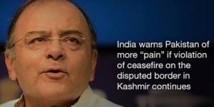 Minister of Finance and Defence Arun Jaitley talks at a press conference in New Delhi on August 30, 2014. – AFP