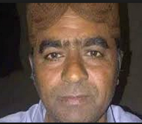 Raja Dahir Bhanbhro, a political worker of a Sindhi nationalist party allegedly killed by deep secret state-operating agencies of Pakistan